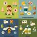 schemat alergii