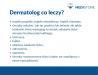dermatolog co leczy