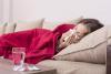 grypa w domu